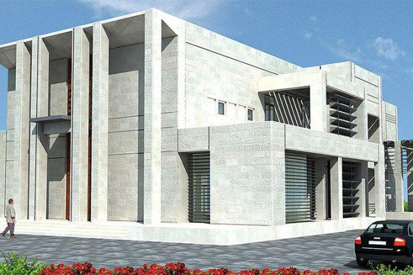 akl architects- ali bin ali villa - residential - qatar- doha (4)