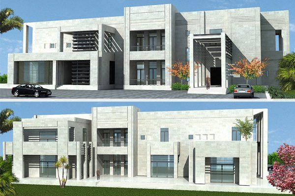 akl architects- ali bin ali villa - residential - qatar- doha (5)