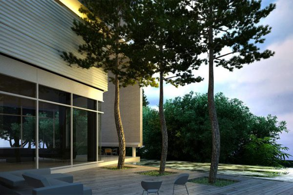 akl architects - baabdat- naaman villa (1)