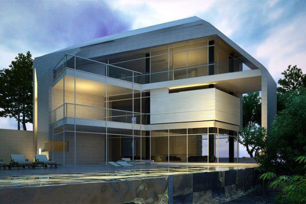 akl architects - baabdat- naaman villa (4)