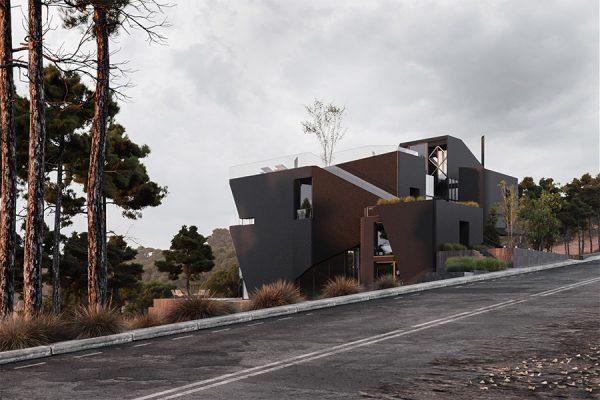 akl architects - balck beast - the guardian - residential villa - byakout 2 (8)