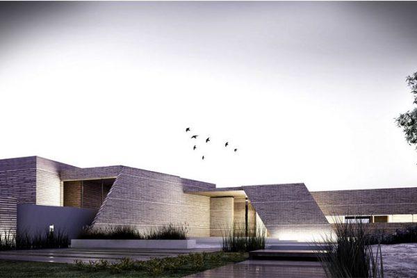 akl architects- beqaa villa - nsouli - lebanon (2)