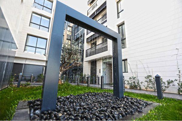 akl architects- bk93 residential complex - bkennaya lebanon zard (1)