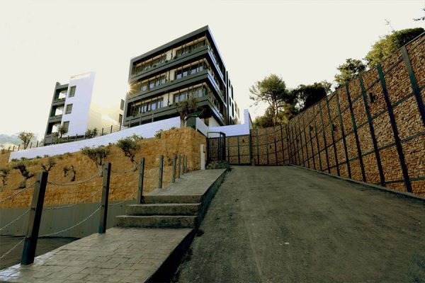 akl architects- bk93 residential complex - bkennaya lebanon zard (2)