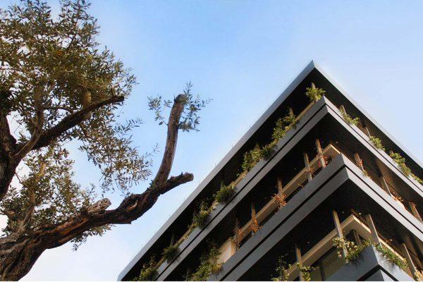 akl architects- bk93- residential compound- zard bkennaya lebanon