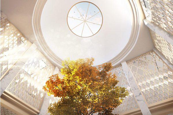 akl architects - doha qatar - interior - dada (1)