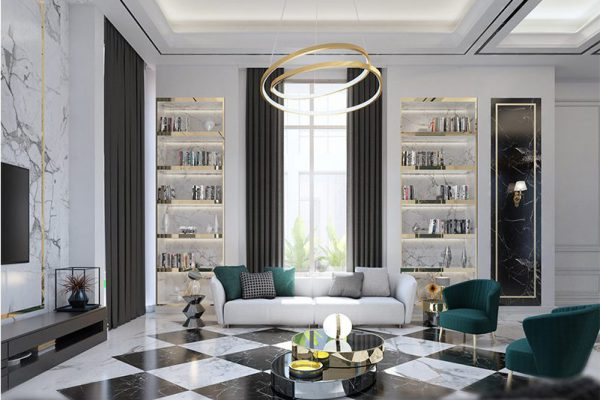 akl architects - doha qatar - interior - dada (2)