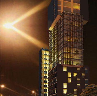 akl architects- high rise multi use project- zalka - lebanon (1)