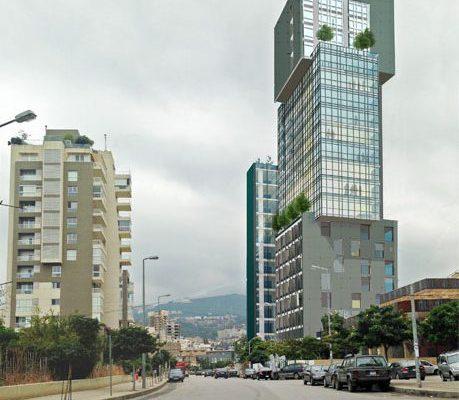 akl architects- high rise multi use project- zalka - lebanon (3)