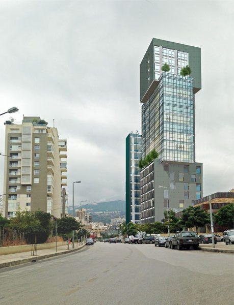 SORAYA TOWER – BEIRUT – LEBANON