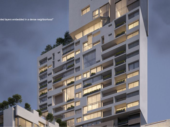 HIGH RISE RESIDENTIAL TOWER – BEIRUT – LEBANON