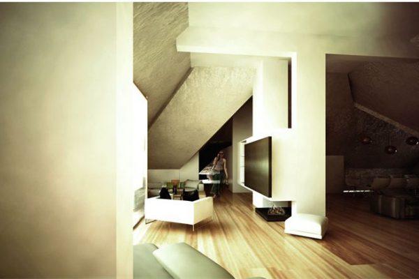 akl architects- interior design attic - labaki lebanon (4)