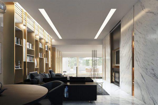 akl architects- interior design - residential villa - jordan amman - ismail amer (11)