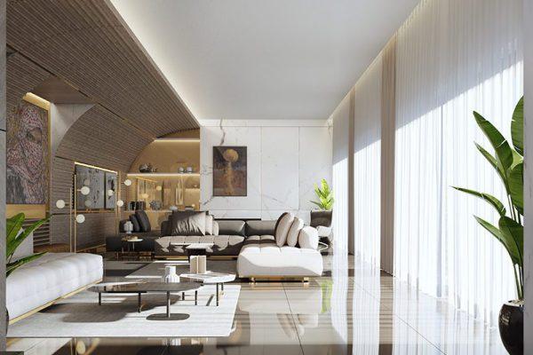 akl architects- interior design - residential villa - jordan amman - ismail amer (2)