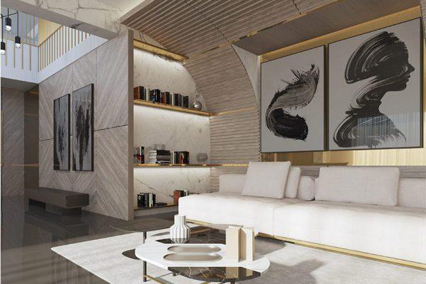 akl architects- interior design - residential villa - jordan amman - ismail amer (3)