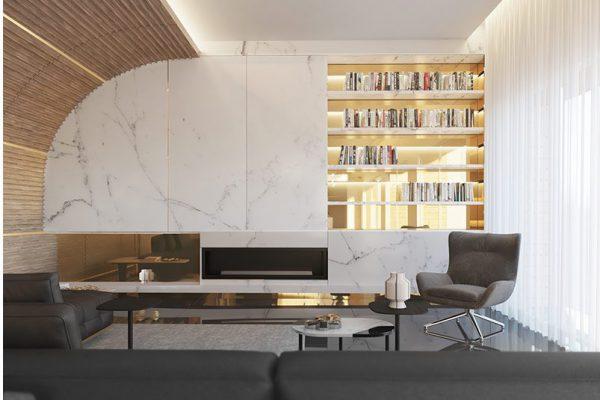 akl architects- interior design - residential villa - jordan amman - ismail amer (7)