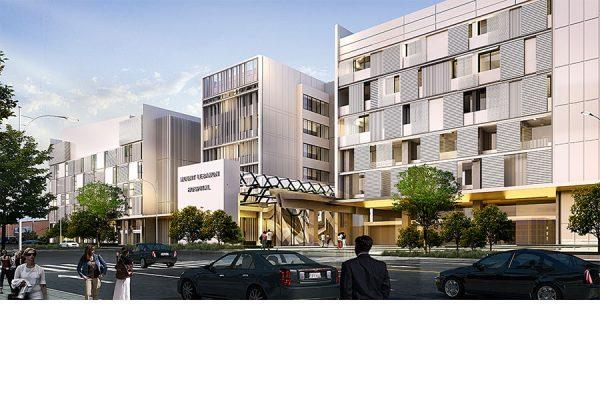 akl architects- mount lebanon hospital competition - beirut lebanon (1)