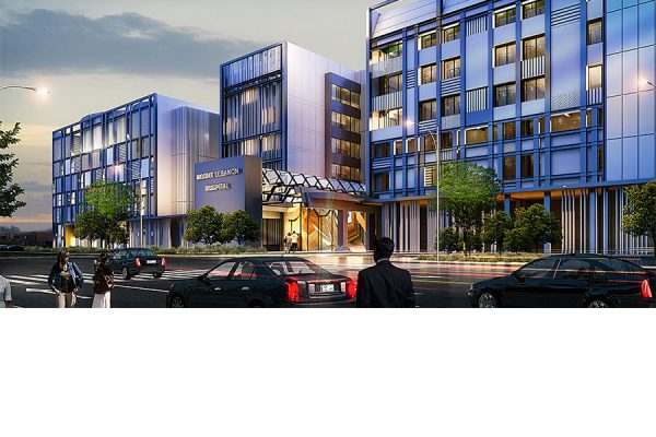 akl architects- mount lebanon hospital competition - beirut lebanon (2)