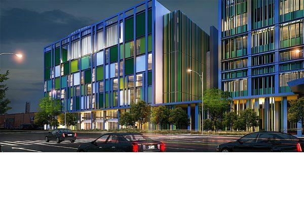 akl architects- mount lebanon hospital competition - beirut lebanon (3)