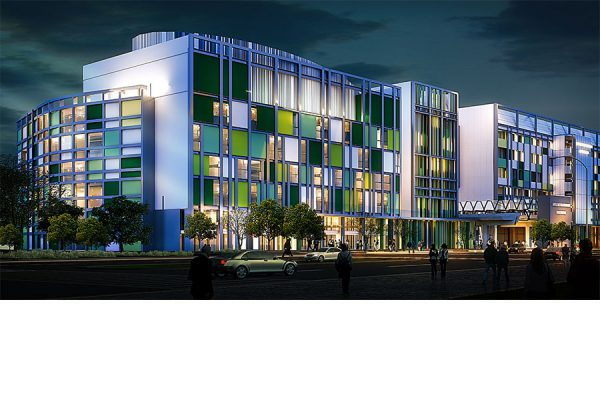 akl architects- mount lebanon hospital competition - beirut lebanon (4)