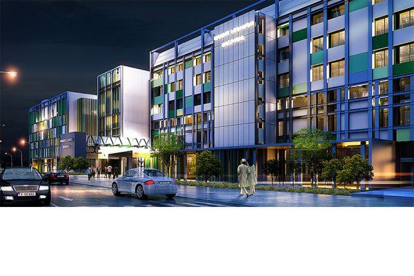 akl architects- mount lebanon hospital competition - beirut lebanon (5)