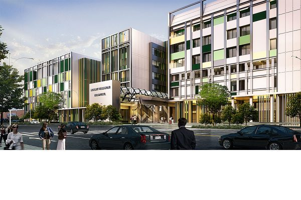 akl architects- mount lebanon hospital competition - beirut lebanon (6)