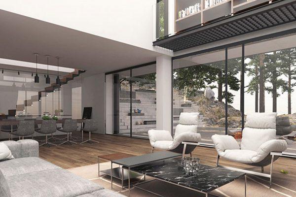 akl architects - mrouj chalet- mrouj lebanon (2)
