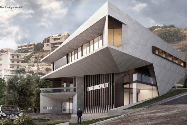 akl architects - municipality fidar competition