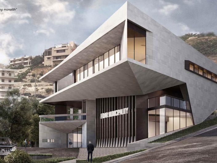 FIDAR MUNICIPALITY COMPETITION- FIDAR – LEBANON