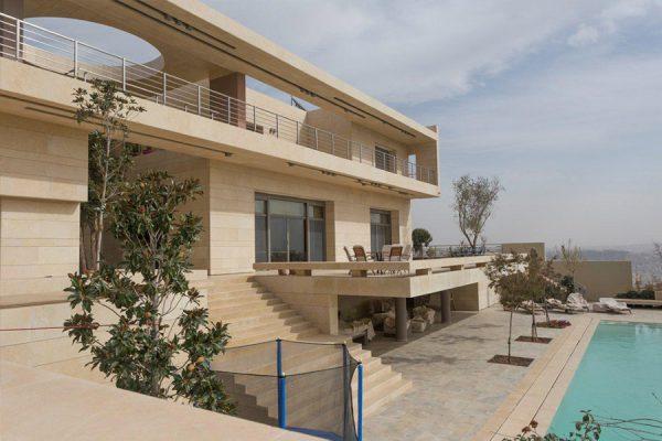 akl architects- nasser villa residentail - amman jordan (1)