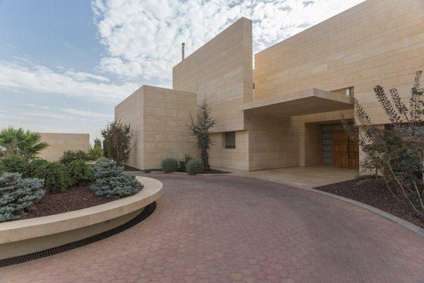 akl architects- nasser villa residentail - amman jordan (10)