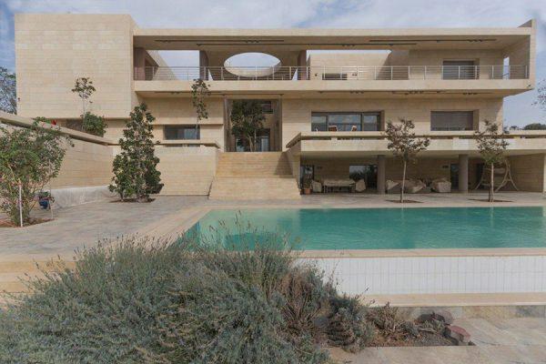 akl architects- nasser villa residentail - amman jordan (2)