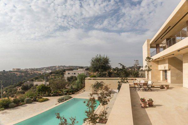 akl architects- nasser villa residentail - amman jordan (4)