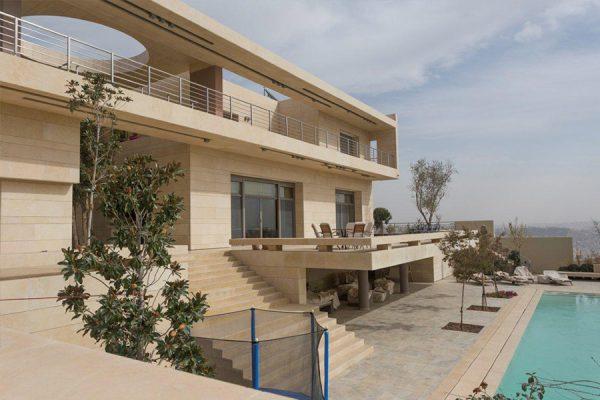 akl architects- nasser villa residentail - amman jordan (5)