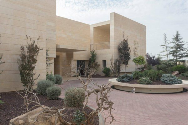 akl architects- nasser villa residentail - amman jordan (9)