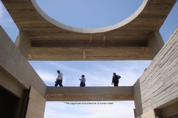 akl architects- nasser villa residentail - amman jordan