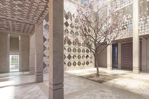 akl architects- qatar doha - residential villa dada (1)