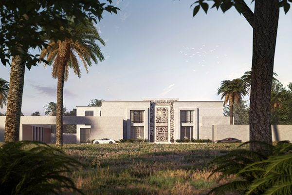 akl architects- qatar doha - residential villa dada (2)