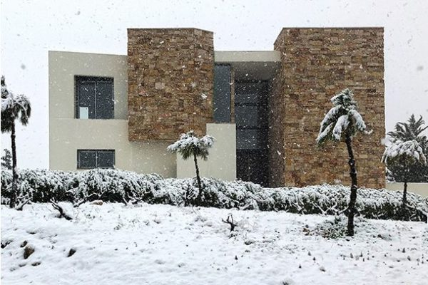 akl architects- residential villa -MACHGHARA