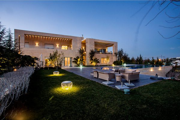 akl architects- residential villa - amman jordan- ismail (3)