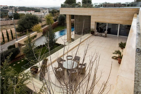 akl architects- residential villa - amman jordan- ismail (9)