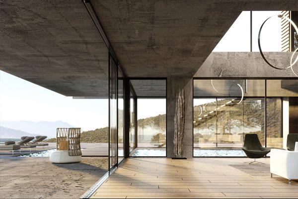 akl architects- residential villa - tyre (4)