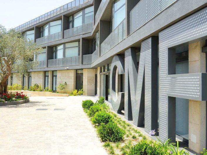 CMF STUDENTS' HOUSE – DBAYEH – LEBANON