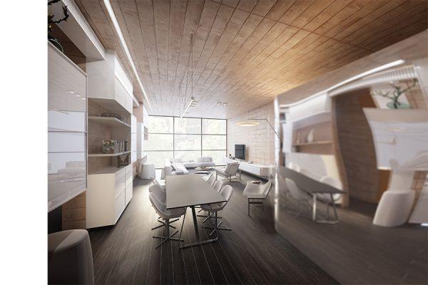 akl architects- upark apartement- interior design - lebaon beirut (2)
