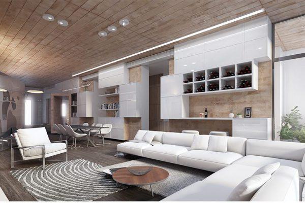 akl architects- upark apartement- interior design - lebaon beirut (3)