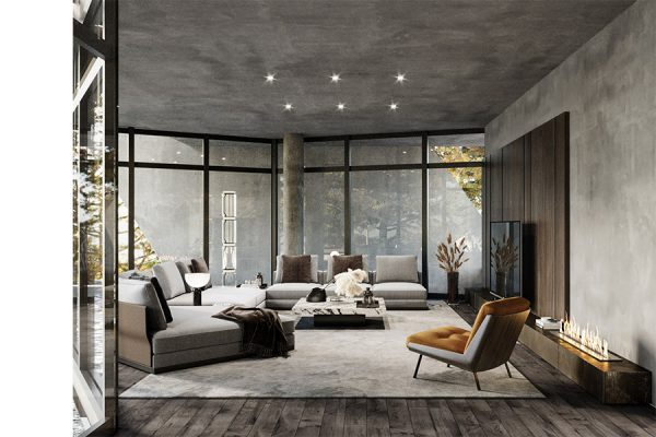 akl architects - villa shhour lebanon- residential 19