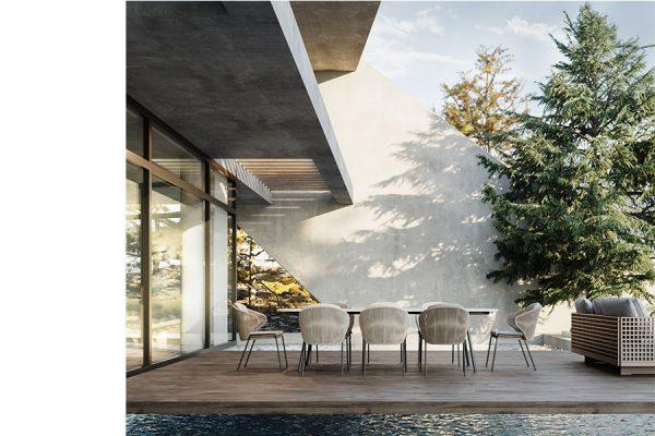 akl architects - villa shhour lebanon- residential 7