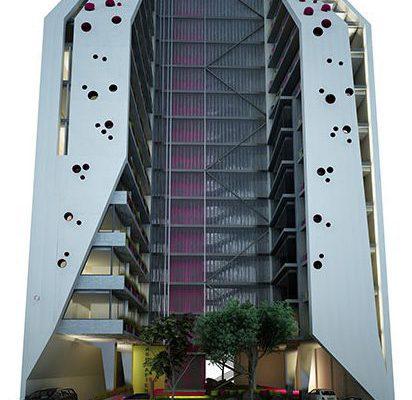 akl architects - w residential building - beirut lebanon (6)
