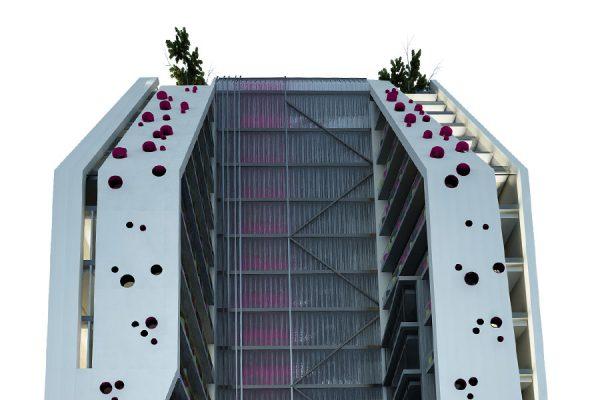 akl architects - w residential building - beirut lebanon (8)