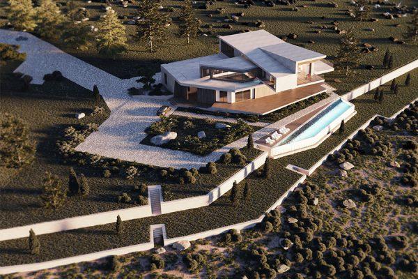 akl architects - zaarour villa spring 10